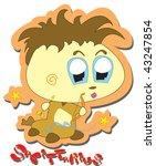 'sagittarius vector' | Shutterstock .eps vector #43247854