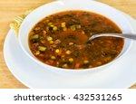 organic chunky vegetable soup...