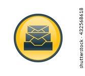vector illustration of mailbox...