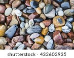 Wet Sea Stones Background ...