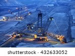 Large Bucket Wheel Excavators...