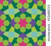 geometric pattern | Shutterstock .eps vector #432680215