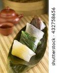 summer desserts ice crystal... | Shutterstock . vector #432758656