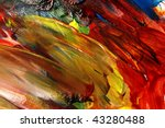 background of different colors... | Shutterstock . vector #43280488
