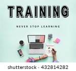 skills practice learning study... | Shutterstock . vector #432814282