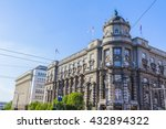 building ministry of foreign... | Shutterstock . vector #432894322