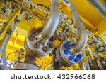 flowline production and control ... | Shutterstock . vector #432966568