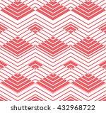 geometric pattern.geometric... | Shutterstock .eps vector #432968722