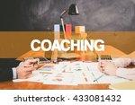 Two Businessman Coaching...