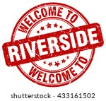 Welcome To Riverside Stamp...