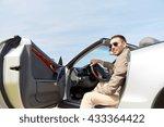 road trip  travel  transport ... | Shutterstock . vector #433364422