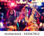party  holidays  celebration ... | Shutterstock . vector #433367812