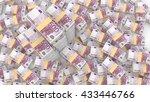 Huge Pile Of Random 500 Euro...
