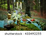 Enchanted Forest Theme Wedding...