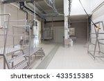 Interior Of A Slaughterhouse