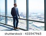 full length shot of a stylish...   Shutterstock . vector #433547965