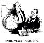 global plans | Shutterstock . vector #43380373