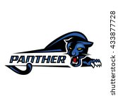 panther   black panther   Shutterstock .eps vector #433877728