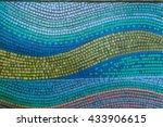 old pattern creates a stunning...   Shutterstock . vector #433906615
