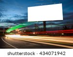 billboard blank for outdoor...