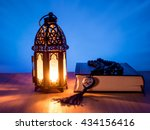 Candle Light Of Muslim Style's...