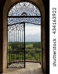 Wrought Iron And Balcony Facing ...