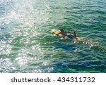 siargao  philippines   may 07 ...   Shutterstock . vector #434311732