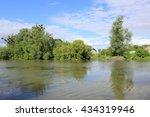 kiev region ukraine   june 08 ... | Shutterstock . vector #434319946