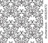 wallpaper in the style of... | Shutterstock .eps vector #434325472