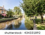 Bourton On The Water  Uk  ...
