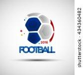 football championship banner.... | Shutterstock .eps vector #434360482