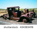 Broken Down And Rusty Old...