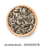 Unpeeled Sunflower Seeds In...