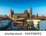 Small photo of Cathedral of Worms, Germany