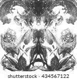 tattoo | Shutterstock . vector #434567122
