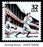 new york  usa   circa 2010  a...   Shutterstock . vector #434573098
