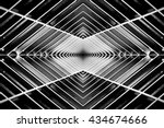 metal structure similar to...   Shutterstock . vector #434674666