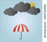 vector rainy season