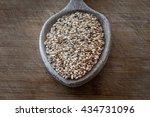sesame seed   | Shutterstock . vector #434731096