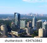 city vista | Shutterstock . vector #434763862