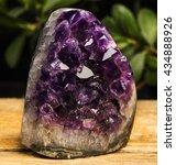 Small photo of amethyst crystal/amethyst crystal