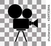 video camera icon on...