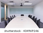 interior conference room ... | Shutterstock . vector #434969146