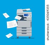 Office Multi Function Printer ...