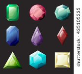 set of different color and...