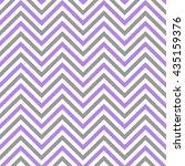chevron white gray purple... | Shutterstock . vector #435159376