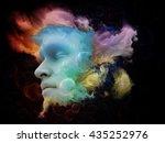 shards of dream series....   Shutterstock . vector #435252976