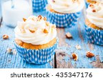 Homemade Carrot Cupcakes With...