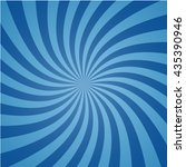 Radial Comic Background. Swirl...