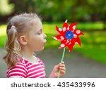 Pretty Little Girl In Summer...